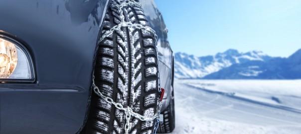 Preparar su vehículo para el invierno