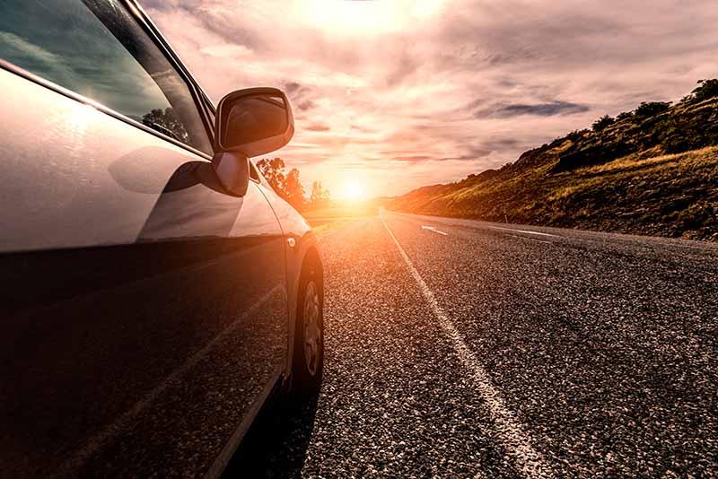 Consejos para conducir con calor