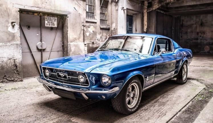 Ford Mustang, el coche americano por excelencia