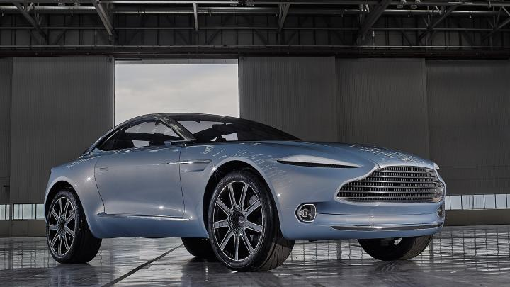 SUV Aston Martin Varekai