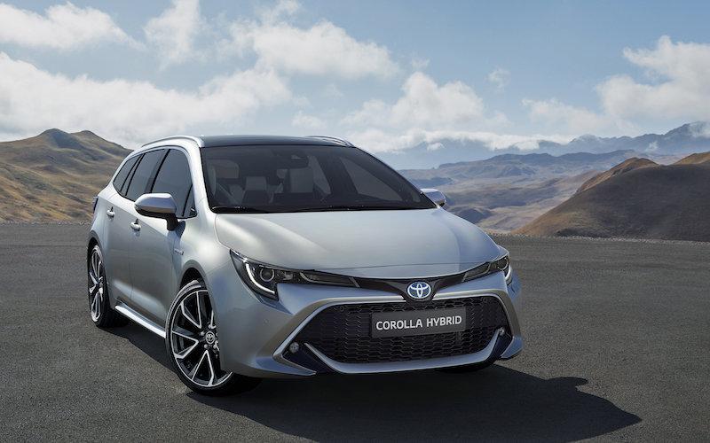 Nuevo familiar de Toyota