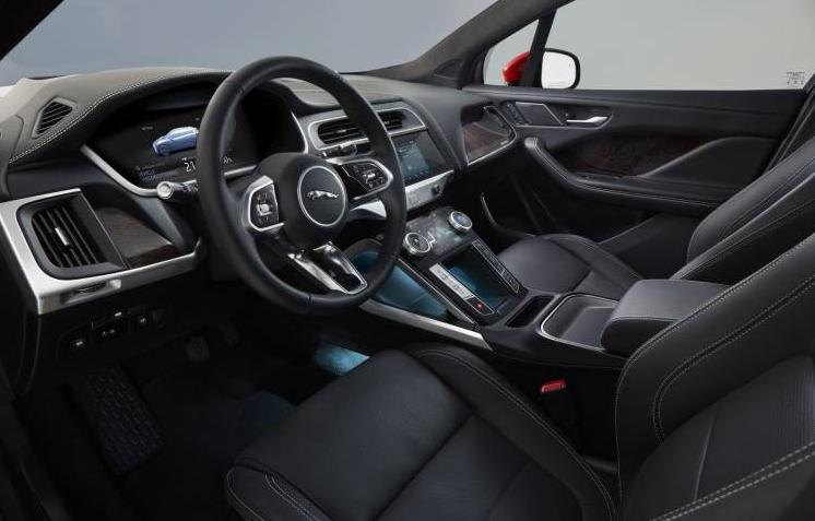 El nuevo eléctrico Jaguar I-Pace