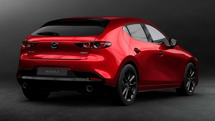 El nuevo Mazda 3 2019