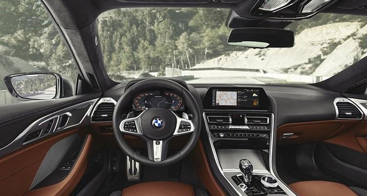 INTERIOR BMW SERIE 8