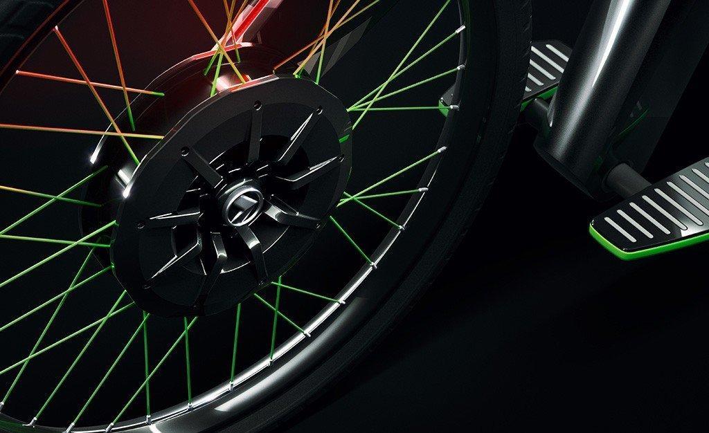 Skoda Klement prototipo de bicicleta eléctrica