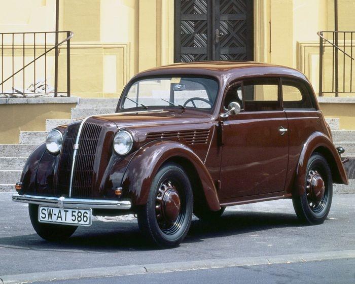 OPEL KAdett años 30