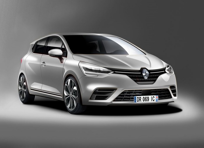 Nuevo Renault Clio 5