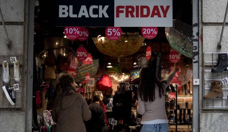El Black Friday entra en las tiendas