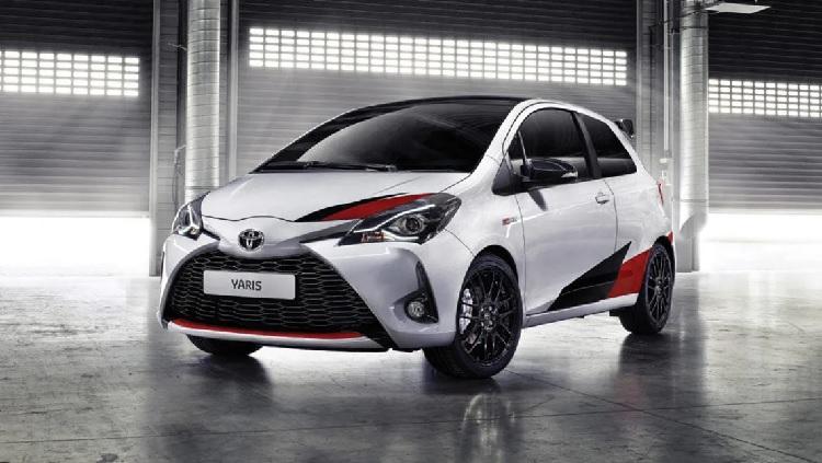 Edición limitada Toyota Yaris GRMN